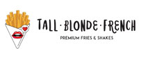 Tall Blonde French Mobile Logo